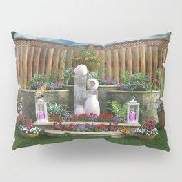 Tranquil Garden Pillow Sham