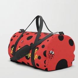La Coccinelle Duffle Bag