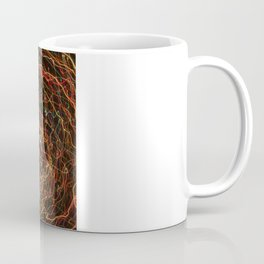 LIGHT SPIRAL Coffee Mug
