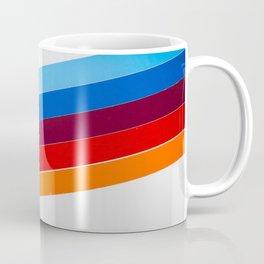 lines on lines Coffee Mug
