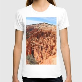 Bryce Canyon View At Sunset Point T-shirt