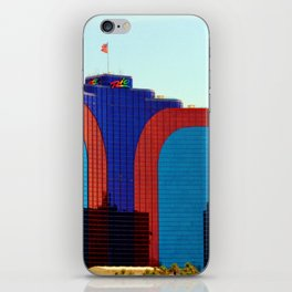 Rio Tower iPhone Skin
