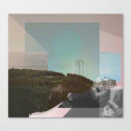 atmosphere 8 · Taiga Canvas Print
