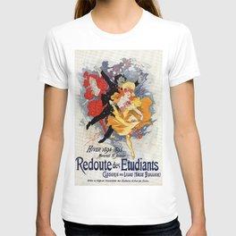La Redoute des Etudiants Cheret 1894 T-shirt