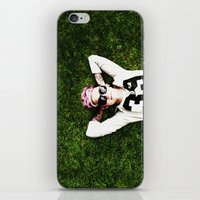 niall horan iPhone & iPod Skins featuring Niall Horan by Becca / But-Like-How