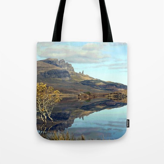 Travelling in Scotland No. 2 Tote Bag