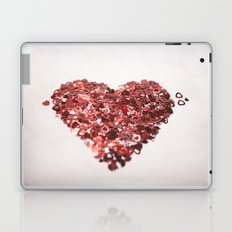 My Confetti Heart Laptop & iPad Skin