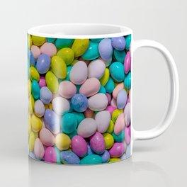 Mixed Candy Eggs Photo Pattern Coffee Mug