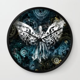 Clockwork Angel  Wall Clock