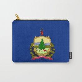 flag vermont,america,usa,Green Mountain,Vermonter, New England,Burlington,Montpelier,Rutland,Barre Carry-All Pouch