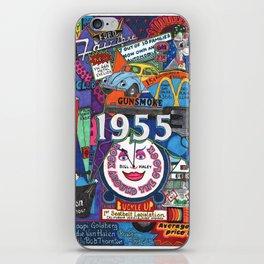 1955 iPhone Skin