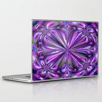 angel wings Laptop & iPad Skins featuring Angel Wings by Sartoris ART