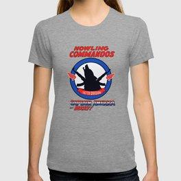 Howling Commandos CAP&BUCKY T-shirt