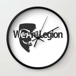 Legion Wall Clock