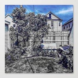 Virgil Avenue Sky Canvas Print