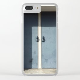 Intrigue Clear iPhone Case