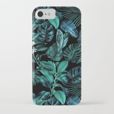 Tropical Garden Slim Case iPhone 7