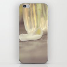 I Will Love You Even After The Last Petal Falls iPhone & iPod Skin