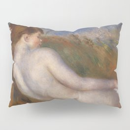 "Renoir ""Reclining nude"" Pillow Sham"