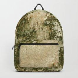 Natural Mossy Urban Wall Backpack