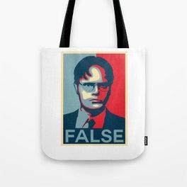 Dwight False Tote Bag