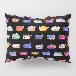Sea Slug Day Pillow Sham