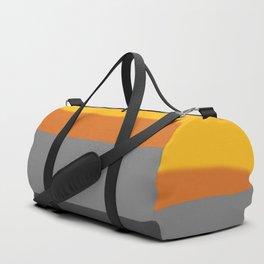 Lemon Sunset Duffle Bag