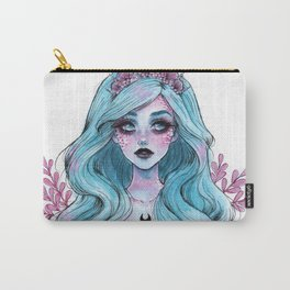 Pearlescent mermaid Carry-All Pouch