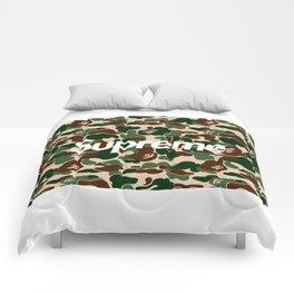 Bape Supreme Comforters