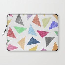 Colorful geometric pattern Laptop Sleeve
