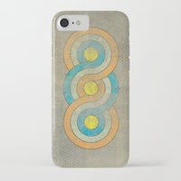 infinite iPhone & iPod Cases featuring Infinite by Metron