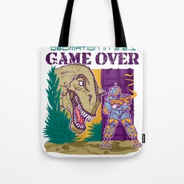 Game Over 3..2..1... Tote Bag