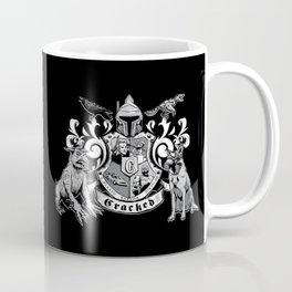House of Cracked Coffee Mug