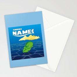 Finding Namek Stationery Cards