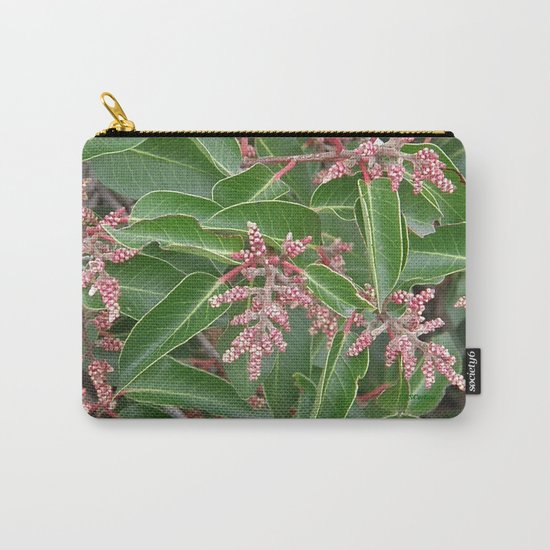 TEXTURES - Manzanita in Drought #1 Carry-All Pouch