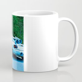 When this baby hits eighty-eight miles per hour... Coffee Mug
