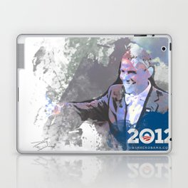 Obama 2012 Laptop & iPad Skin