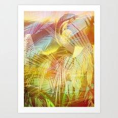 Rowena Art Print