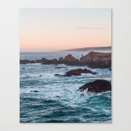 Sea Ranch I Canvas Print