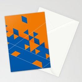 Papaya Orange Stationery Cards