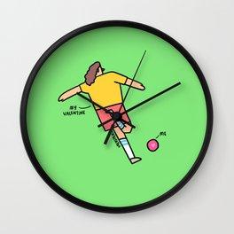a joke Wall Clock