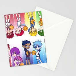 Kuroko no Basket Stationery Cards