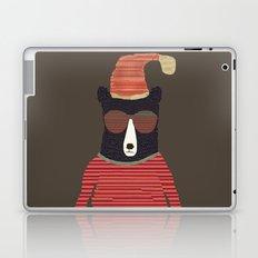 sutton bear Laptop & iPad Skin