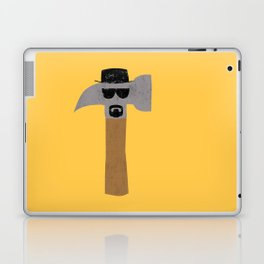 Heisenberg The One Who Knocks Laptop & iPad Skin