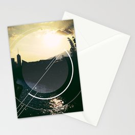 Urban River Stationery Cards
