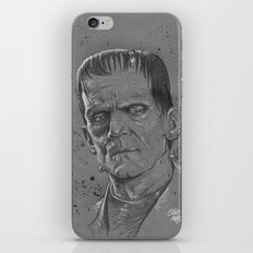 Frankenstein Monster iPhone & iPod Skin
