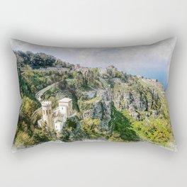 Erice art 2 Rectangular Pillow