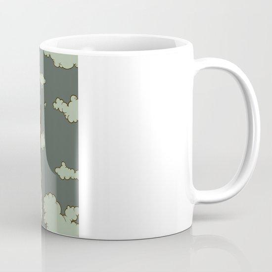 Creep Cloud Face Melt Mug