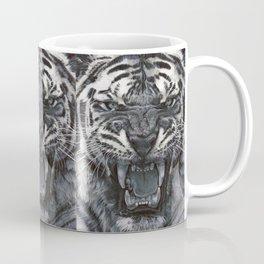 Tiger Roar! - By Julio Lucas Coffee Mug