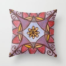 Connected in Spirit Throw Pillow